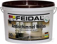 Feidal Antischimmel Weiss (противогрибковая краска) 10л