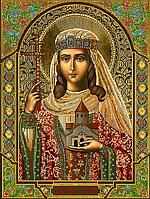 Схема для вышивки бисером POINT ART Тамара Грузинская царица, размер 35х46 см