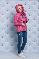 Куртка женская весна-осень на синтепоне