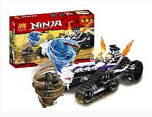Конструктор LELE Ninja Турбо Шредер 31046 (Аналог LEGO Ninjago 2263) 307 дет.