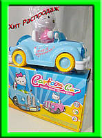 Детская игрушка Машинка с Хеллоу КИТТИ