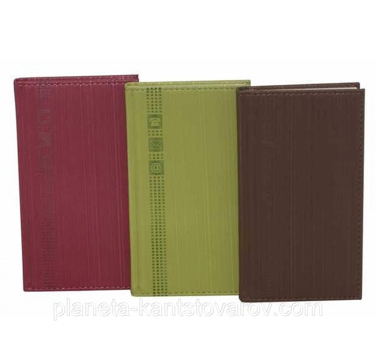 Блокнот-телефонная книга 10.5*18см (90 листов) WB-6467