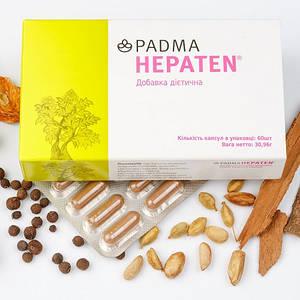 PADMA HEPATEN для очищения и восстановления печени
