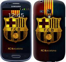 "Чехол на Samsung Galaxy S3 mini Барселона 1 ""326c-31-481"""