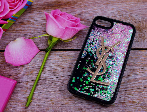 Чехол для iPhone 6/6s Плавающий Yves Saint Laurent Бампер