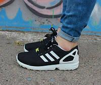 Кроссовки Adidas ZX Flux\Адидас ЗХ Флюкс, черные, КТ11025