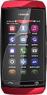 Защитная пленка Umax Nokia Asha 305/306 clear