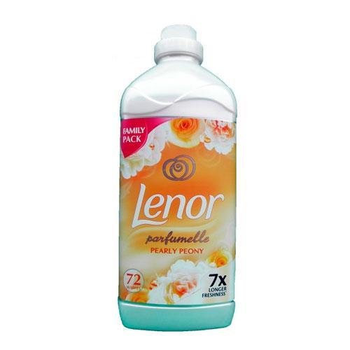 Lenor «Жемчужный пион» Ополаскиватель для белья (1,8 л = 72 стирки)