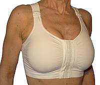 Бюстгалтер пост мамопластики белый