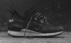 Мужские кроссовки Asics Gel Lyte III MT Boot Black/White, фото 2