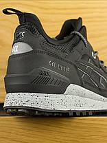 Мужские кроссовки Asics Gel Lyte III MT Boot Black/White, фото 3