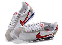 Кроссы Nike Cortez\Найк Кортез, белые, КТ11217