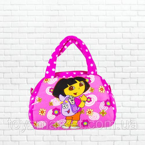Детская сумка Даша Путешественница