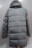Куртка женская пуховик, фото 2
