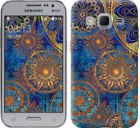 "Чехол на Samsung Galaxy Core Prime G360H Золотой узор ""678c-76-481"""