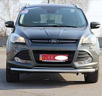 Защита переднего бампера Ford Kuga 2013- ST008, фото 1