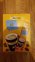 Кофе растворимое в стиках Jacobs 3v1 Original 24 ст.упак.