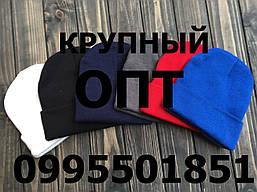 Зимние шапки ОПТ, оптовые шапки с логотипом и без реплика