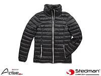 Куртка утепленная стеганая рабочая (спецодежда зимняя) Stedman SST5200 BLO
