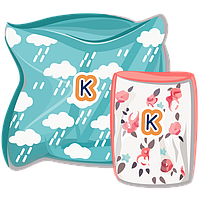 Детское постельное белье, комплекты из 3-х предметов, защита