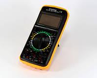 Мультиметр DT-9205, цифровой профессиональный мультиметр, тестер мультиметр