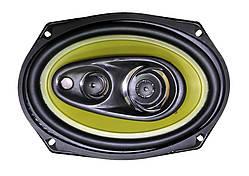 Автомобильная акустика овалы TS-6973A 350W
