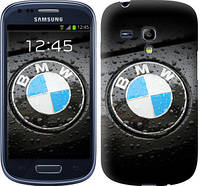 "Чехол на Samsung Galaxy S3 mini BMW ""845c-31-481"""