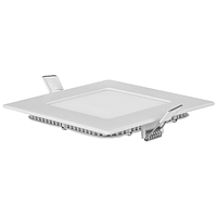 Светодиодный потолочный светильник 3W(квадратный, теплый белый свет)