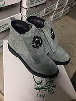 Шикарные женские стильные ботинки  Roberto Cavalli Роберто Кавали размеры 36,37,38,39,40