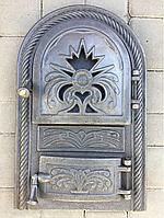 """Дверцы печные, для барбекю """"Корона арочная"""". Дверцы для кухни"""