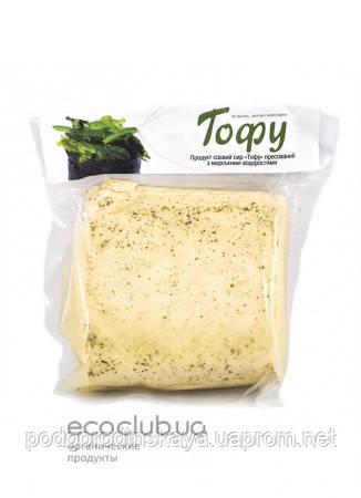 Тофу пресований з водоростями Vegetus 250г
