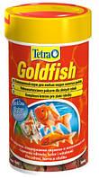 Корм Tetra GoldFish для золотых рыбок в хлопьях, 100 мл, фото 1