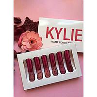Суперстойкие матовые помады от Kylie Valentine