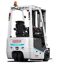 Запчасти Nissan для вилочного погрузчика TX3