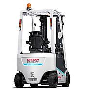 Запчасти Nissan для вилочного погрузчика TX4