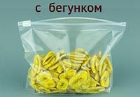 Пакет с замком-слайдером 160*250 (50 шт) 50мкм