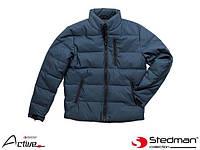 Куртка рабочая стеганая мужская утепленная Stedman (рабочая одежда) SST5220 MAH