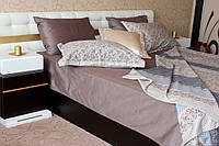 Постельное белье из сатина, двуспальный