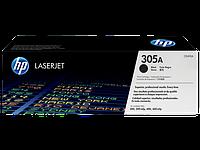 Картридж HP LJ 305A black (CE410A)