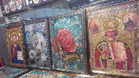 Картина алмазная живопись Diamond mosaic