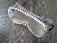 Очки защитные закрытые Grad прозрачные