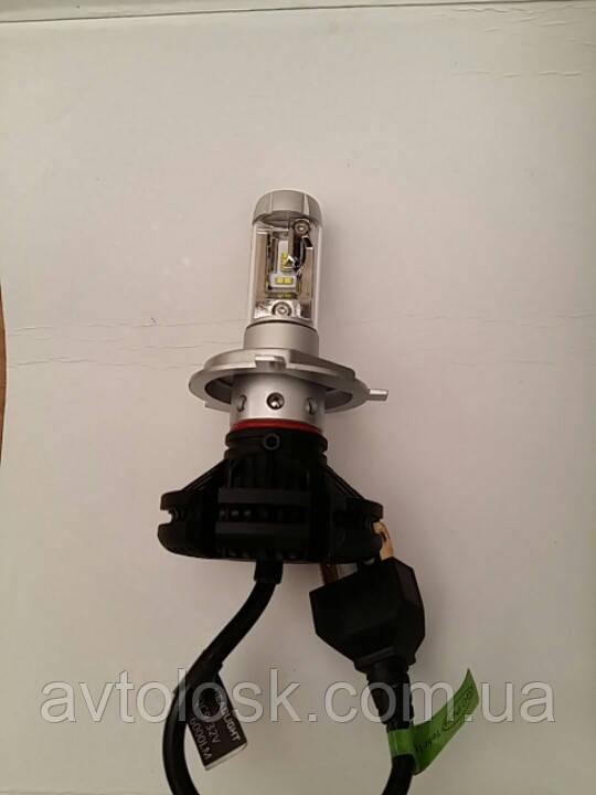 Cветодиодная LED лампа H-1 Н-3 H-7  12V-24V 6000Lm