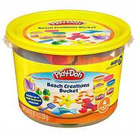 Набор для творчества с тестом для лепки 23414 Play-Doh, 4 вида