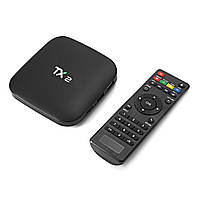 SMART TV Android TX2 ,смарт ТВ приставка 2GB/16Gb медиаплеер