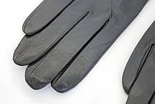 Женские кожаные перчатки ВЯЗКА СЕНСОРНЫЕ Маленькие W22-160053s1, фото 2