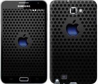 "Чехол на Samsung Galaxy Note i9220 apple 2 ""1734u-316-481"""