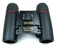 Бинокль 101 Sakura 30х60 черный оптика телескоп