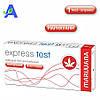 Экспресс-тест на марихуану Express Test 1 тест-полоска в упаковке