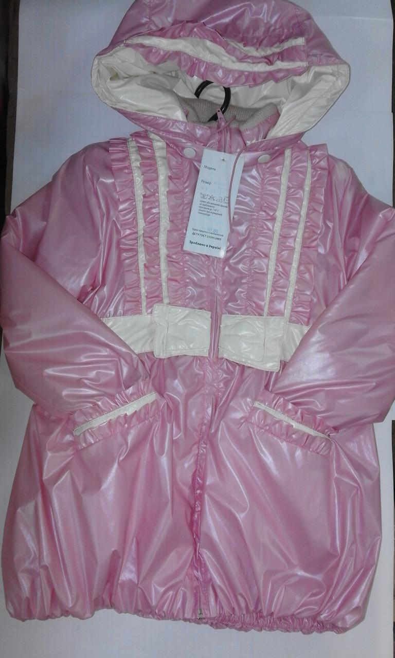Куртка весна Luxik Розочка