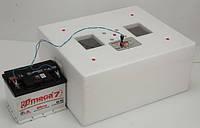 Инкубатор 'Несушка-М' на 76 яиц 220/12 В автоматический, с вентилятором.